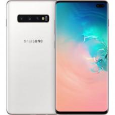 Смартфон Samsung Galaxy S10 Plus 1Tb Ceramic White (белый)