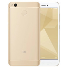 Смартфон Xiaomi Redmi 4X 3/32GB Gold EU