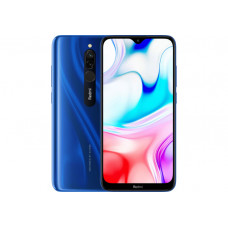 Смартфон Xiaomi Redmi 8 4/64Gb Sapphire Blue (синий)