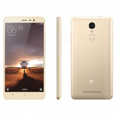Смартфон Xiaomi Redmi Note 4 (Snapdragon 625) 32Gb+3Gb Gold EU