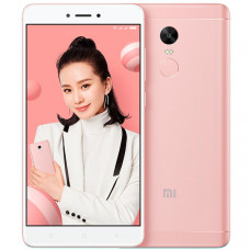 Смартфон Xiaomi Redmi Note 4X 64Gb + 4Gb Pink