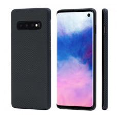 Карбоновый чехол Pitaka MagEZ Case для Samsung Galaxy S10 KS1001