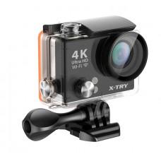 Экшн-камера X-TRY XTC150 UltraHD Wi-Fi