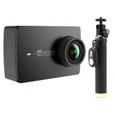 Экшн-камера Xiaomi Yi 4K Action Camera Travel Edition Black