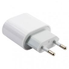 Адаптер сетевой для Apple Type-C 18Вт Power Adapter (A1692) White (MU7V2ZM/A) класс AAA
