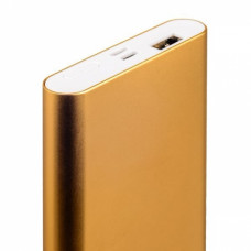 Внешний аккумулятор Yoobao YB-PL10 10000 mAh gold