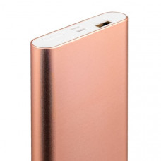 Внешний аккумулятор Yoobao YB-PL10 10000 mAh rose gold