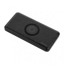 Аккумулятор внешний универсальный & беспроводное зарядное устройство Yoobao W9 - 9000mAh (2USB:5V-2.1A) Черный