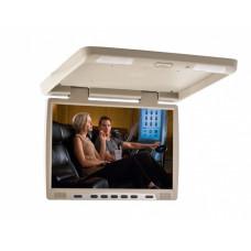 Автомобильный потолочный монитор AVIS AVS117 (бежевый)