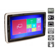 Навесной монитор на подголовник со встроенным медиаплеером AVIS AVS1088TM (AirPlay)
