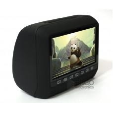 Подголовник ERGO ER9HD с монитором 9˝ и приводом DVD