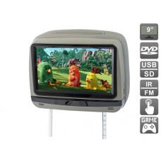Подголовник с сенсорным монитором и DVD-проигрывателем AVIS AVS0945T