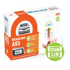 Автомобильная сигнализация StarLine A93 2CAN LIN