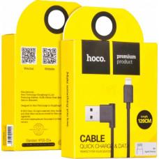 Кабель Hoco Premium UPL11 Lightning 1.2m черный