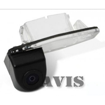 Камера заднего вида Volvo Вольво