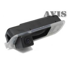 Камера заднего вида для Ford Focus III (с ручкой багажника)