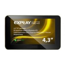 Навигатор Explay ND-41
