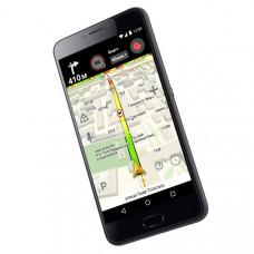 GPS-навигатор с функцией видеорегистратора GlobusGPS GL-900Gemini Glonass