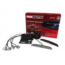 Парктроник Parkmaster 4-DJ-34 (34-4-A) Silver