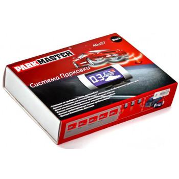 Парктроник ParkMaster 4-DJ-27 (27-4-A) черный
