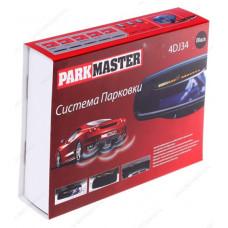 Парктроник Parkmaster 4-DJ-34 (34-4-A) Black