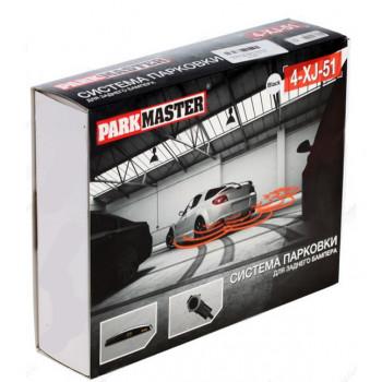 Парктроник ParkMaster 4-XJ-51 (черный)