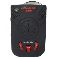 Радар-детектор Conqueror E99