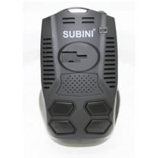 Радар-детектор Subini STR-725 GK