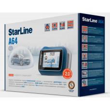 Сигнализация StarLine A64 2CAN Slave