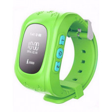 Детские часы с GPS трекером MonkeyG JM11 Green