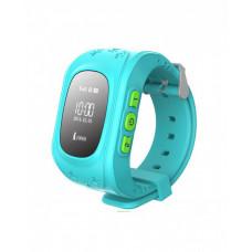 Детские часы с GPS трекером MonkeyG JM11 Blue
