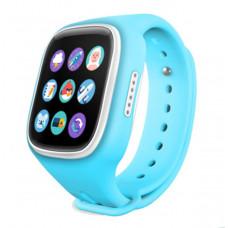 Детские часы с GPS трекером MonkeyG S80 Blue