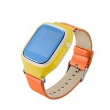 Детские часы с GPS трекером MonkeyG S70 Yellow