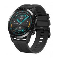 Умные часы HUAWEI Watch GT 2 Sport 46мм, матовый черный
