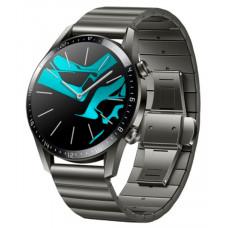 Умные часы HUAWEI Watch GT 2 Elite 46мм, титановый серый
