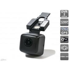 Компактный универсальный видеорегистратор AVIS Electronics AVS400DVR (#103) GPS