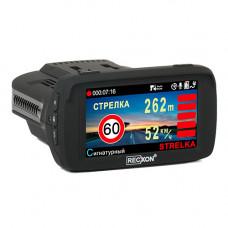 Видеорегистратор Recxon Ultra Signature с сигнатурным радар-детектором