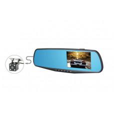 Видеорегистратор-зеркало с парковочной камерой Blackview MD X6 DUAL