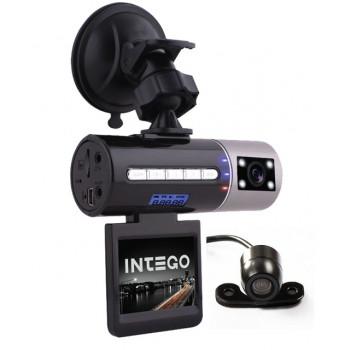 Видеорегистратор INTEGO VX-306 DUAL