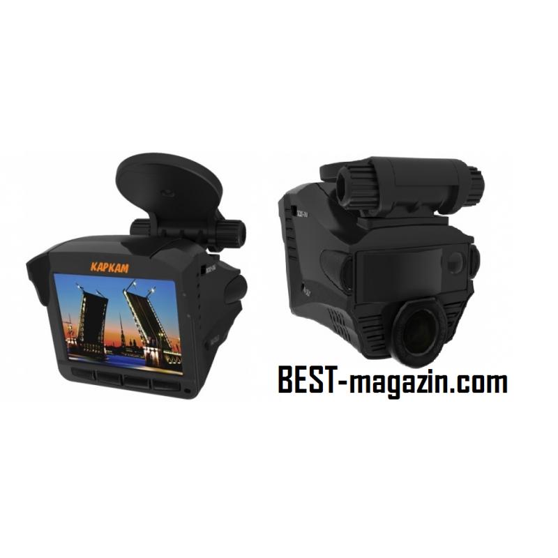 Купить видеорегистратор каркам комбо 3 s