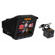 Видеорегистратор с радар-детектором КАРКАМ КОМБО 3S