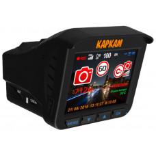 Видеорегистратор Каркам Комбо 3 2017 (2 камеры)
