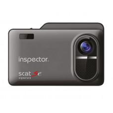 Видеорегистратор с сигнатурным радар-детектором Inspector SCAT Se