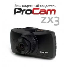 Видеорегистратор ProCam ZX3