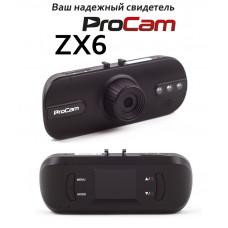 Видеорегистратор ProCam ZX6