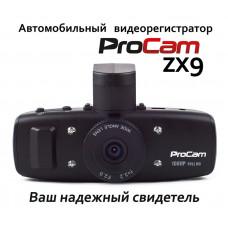 Видеорегистратор ProCam ZX9