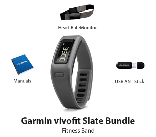 Garmin Vivofit Bundle обзор